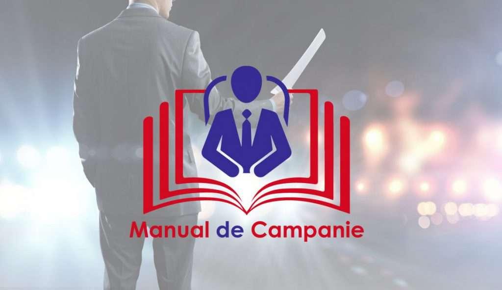 Lansarea Manualului de Campanie Electorala in format online